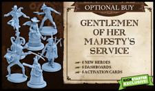 WORLD OF SMOG: MOLOCH- GENTLEMEN OF HER MAJESTY'S SERVICE KICKSTARTER EXCLUSIVE!