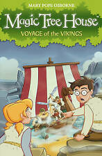 Magic Tree House 15: Voyage of the Vikings by Mary Pope Osborne - New Book
