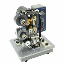 Semi Automatic Electric Hot Stamp Ribbon Code Printer Ribbon Coder Hp 241b