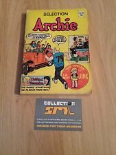 ARCHIE SELECTION #101 First Archie Selection Edition French 1973 SEE DESCRIPTION