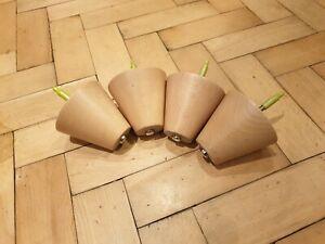Wooden furniture feet legs