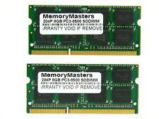 16GB 2x 8GB PC3-8500 1067MHz APPLE MacBook Pro Mid 2010 iMac Mac mini Memory RAM