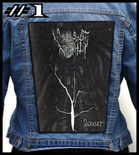 WOODS OF INFINITY --- Huge Jacket Back Patch Backpatch --- Various Designs