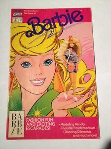 Barbie # 1 , 1991
