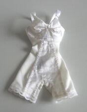 "WHITE Fashion Doll GIRDLE fit Candi 16"" Ellowyne Gene Tyler FM Jackie Revlon"