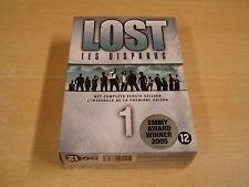 7-DVD BOX / LOST / LES DISPARUS - SEIZOEN 1