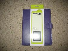 New Purple Leather-Like Ipad Folio by Shield Pro