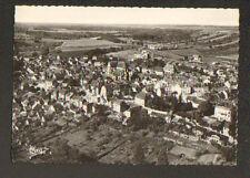 SAINT-FLORENTIN (89) VILLAS & EGLISE en vue aérienne , 1950
