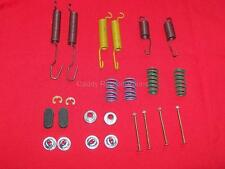 1961 1962 1963 1964 1965 1966 Cadillac Brake Drum Hold Down Hardware Kit REAR
