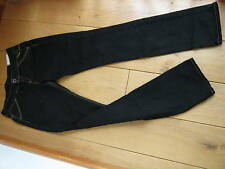 REPLAY GIENAH smart indigo slim fit straight leg jeans 27 WAIST UK 8 XS BNWT!