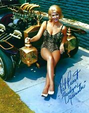 More details for pat priest: signed autograph - the munsters - tv show 1966