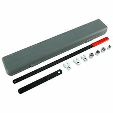 9pcs Wrench Serpentine Belt Tension Tool Kit Automotive Repair Socket Tool Set