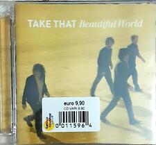 Take That – Beautiful World  Cd Sigillato Sealed