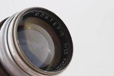 JUPITER 3 1.5/50 Russian Lens