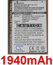 Batería 1940mAh Para HP iPAQ 910