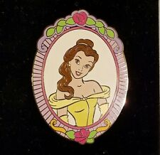 DISNEY AUCTIONS PIN LE DA BELLE BEAUTY AND BEAST CAMEO SERIES 2