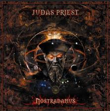 JUDAS PRIEST NOSTRDAMUS 2 CD Legacy spankin' brand new