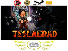 Teslagrad PC  & Mac Digital STEAM KEY - Region Free