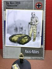 Axis & Allies Contested Skies #: 33/45 Sd Kfz 303 Goliath