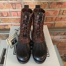 Frye Veronica Duck Boot Size 8 Color Black Multi MSRP 398.00$