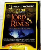 "NEW! Sealed! ""NatGeo: Lord of the Rings"" (DVD)~25% Off 4 Or More!"