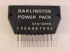 STK0045 SANYO AF Power Amplifier 35W