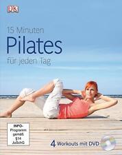 15 Minuten Pilates für jeden Tag von Alycea Ungaro (2014, Taschenbuch)