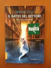 Il gatto del rettore - Giorgio Celli - Morganti Editore 3351