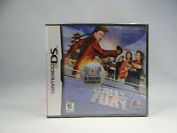 Balls of Fury (Nintendo DS, 2007) NEW SEALED