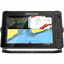 Lowrance Hds-12 Live W/Active Imaging 3-in-1 Transducer