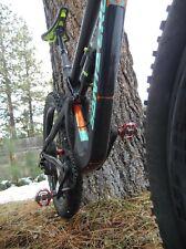 Bike Armor Monster Shield 5pc Downtube Protector Kit, Carbon