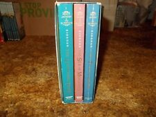 Rick Riordan~3 Book Boxed Set~Percy Jackson And The Olympians~Original Slip Case