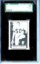 1962 O-PEE-CHEE #18 BARNEY THERIEN BRITISH COLUMBIA LIONS SGC 92=8.5 4088