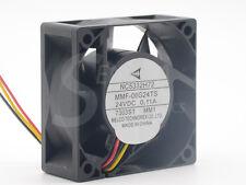 Melco MMF-06G24TS-MM1 24V 0.11A ABB Fan,PLC Fan,Cooling Fan