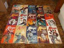 DOC SAVAGE~THE AVENGER COLLECTION~COMPLETE 36 BOOK SERIES~KENNETH ROBESON