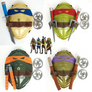 New Cartoon Movie 42cm Ninja Turtle Armor For Girls and boys Birthday Gift US