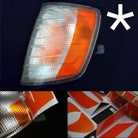 US - Design - Folie für weiße Blinker Mercedes W201 vorne rechts/links 190er