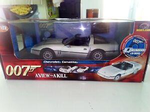 Joyride 007 A View To A Kill 1:18 Chevrolet Corvette