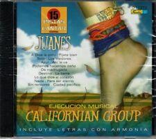 Juanes 15 Pistas Para Cantar (Incluye Letras)    BRAND  NEW SEALED CD