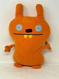 """Uglydolls Cozymonster 15"""" Orange Little Uglys Plush Stuffed Doll Cozy Monster"""