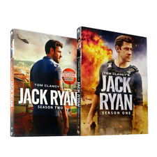 Jack Ryan Season 1 2  (DVD, 6-Disc Set) Free Shipping