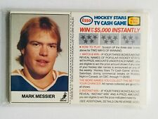 Esso Gas NHL Rare hockey Card set 1981