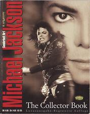 Michael Jackson Black & White Collector Book #1 German DE Magazine 1994