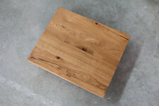 Tischplatte Regalbrett Platte Eiche Wild Antik Massiv Holz Leimholz Brett NEU