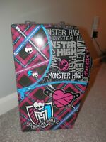 Monster High Doll CARRY case storage case for dolls