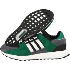 more photos ed733 6bb2c Adidas Boost EQT Support 9316 Mens Shoes Black green S79923
