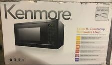 Kenmore 76989 1.6 Cu. Ft. Microwave Oven Black