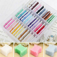 100Pcs Embroidery Bobbins Embroidery Floss Storage Organizer Cards DIY Crafts