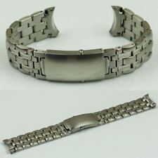 Seamaster watch bracelet strap 20mm solid high grade stainless steel homage NEW