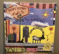 Paul McCartney EGYPT STATION Spotify Exclusive Green Double Vinyl LP *SHIPS NOW*